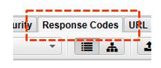 rsponse codes